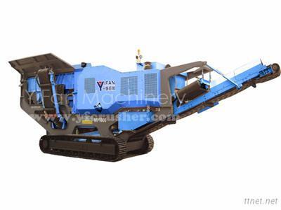 Tracked Crusher, Tracked Mobile Crusher