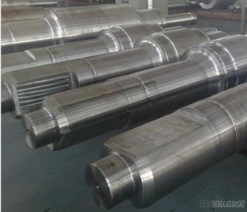 Large Shaft Forging