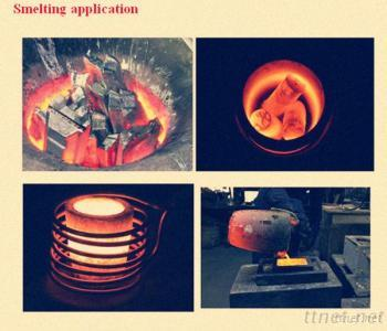Super Audio 90Kw Induction Furnace For Melting Steel
