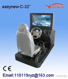 Car Driving Simulator With CE Certificate