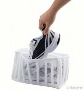 Eco Folding Laundry Mesh Bag/ Shoes Mesh Bag  Protect Your Shoes In Washing Machine