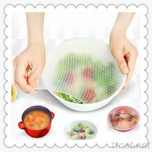 Silicone Wrap For Food Fesh