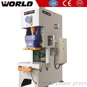 JH21 Power Press Machine With CE Certification