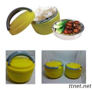 Plastic Cover Lunch Box