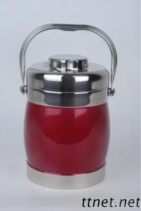 Colorful Food Flask