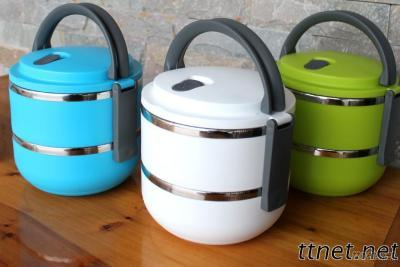 Colorful Tiffin Carrier