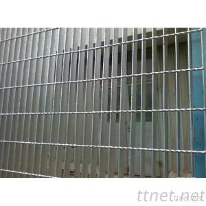 Steel Grating Fence  Anping Yachao Factory