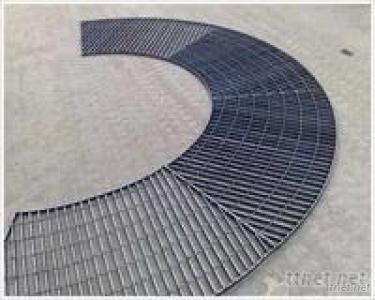 Special-Shaped Grating Anping Steel Grating