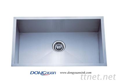 3018 Guangdong Dongyuan Kitchenware Handmade Sink (HA109)