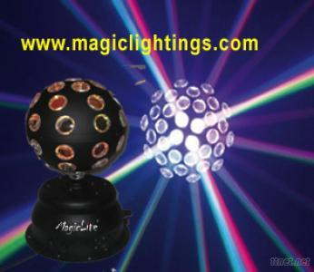 LED Party Disco Light, Mini Magic Crystal Ball