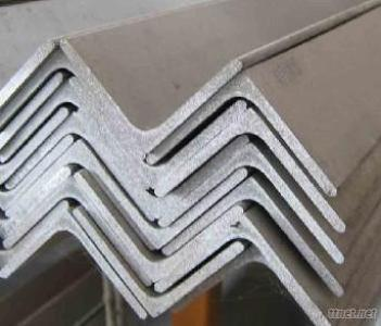 ASTM 304 Stainless Angle Steel