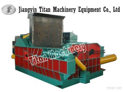 Copper Scrap Baler Compactor Baling Press Baler Machine
