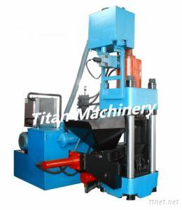 Carbon Steel Chips Briquetting Press Machine