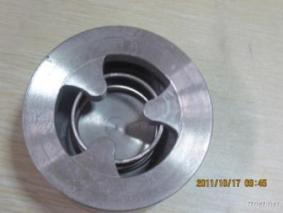 Single Disc Lifting Type Wafer Check Valve