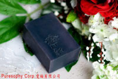 Puresophy Handmade Soap_Blue Soap (Clean)