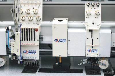 Flat+Single Sequin + Mixed Chenille Embroidery Machine