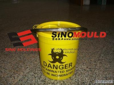 Medical Pail Mould