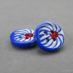 Suitable for shirts and polo shirts type buttons, polyester shirts buttons