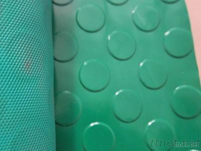 Rubber Mat With Coin Pattern