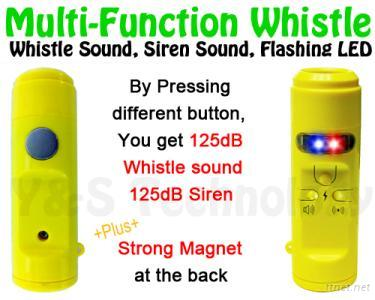 Multi-Function Electronic Whistle