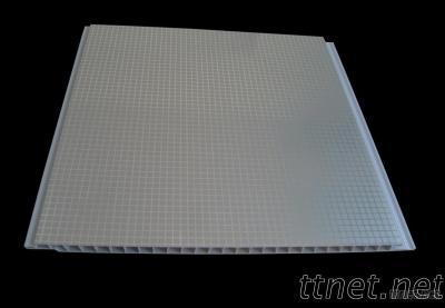 Hot Stamp Pvc Ceiling Board ISO9001;SONCAP