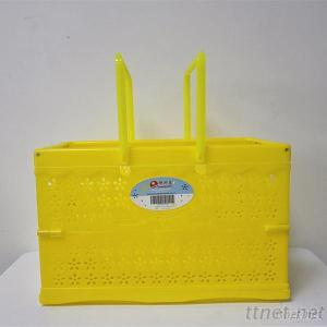 Plastic Collapsible Basket