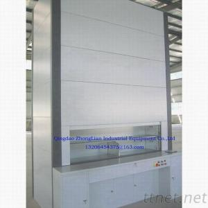 China Vertical Carousels Container For Automated Progress Warehouse Storage Racks