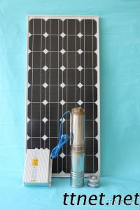 Solar Energy Product 4inch Solar Pump with Centrifugal Pumpbody