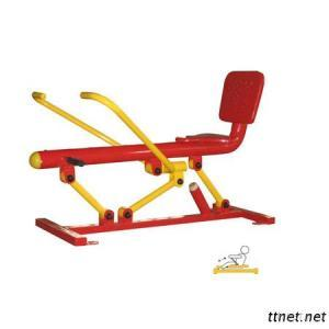 Rowing Machine&Exercise Muscles&Balance Roller