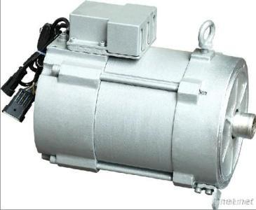 Electric Vehicle Motor With Outside Accurate Sensor, Easy-To-Chang