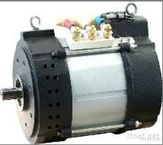 Electric Motor Vehicle 23KW Traction