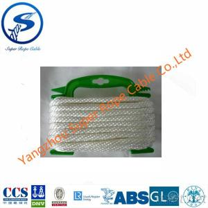 Polyester Solid Braided Rope, Nylon Solid Braided Rope, Polypropyle Multifilament Solid Braided Rope