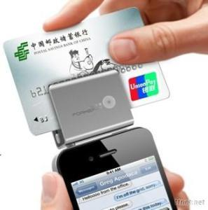 Mobile Phone Card Reader