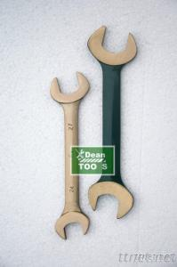 Non Sparking Double Open End Wrench