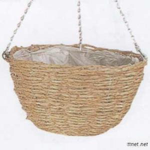 2012 Hot Sale Rattan Hanging Basket