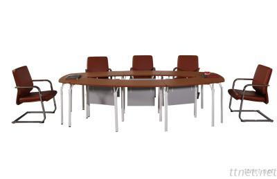 Round Conference Table, Meeting Table
