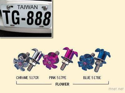 License Fasteners