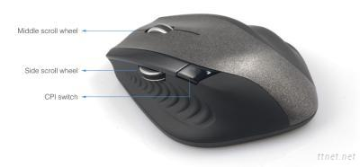 Bluetooth mouse, frog shaped , BTM05
