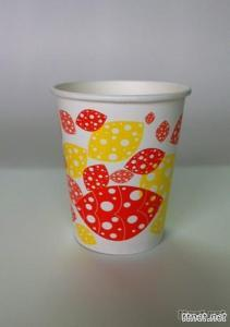 PE-Coated Catoon Printed Paper Cup