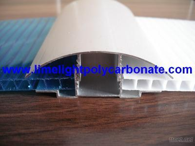 Polycarbonate Sheet Profiles & Accessories