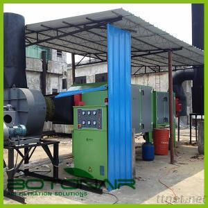 DOP Removal And Oil Recycling Collector For PVC Production Process