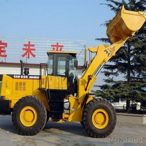 5 Ton Chinese Front End Joystick Wheel Loaders