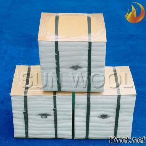 STD Furnace Refractory Ceramic Fiber Module With Anchoring Part