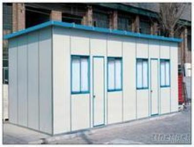 Standard Container House