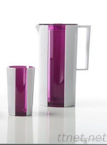 Water Pitcher & Cup