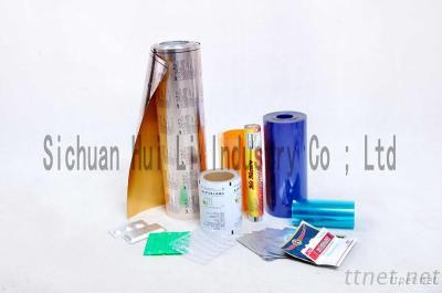Printed Aluminium Foil For Pharmaceutical Packaging