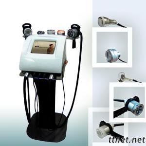 Super Portable Slimming Equipment With 5 Handles