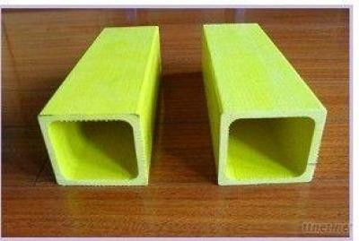 Corrosion-Resistant FRP GRP Square Tube Pultruded Profile