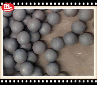 Forged B2High Quality Ball Mill Grinding Steel Balls 20Mm