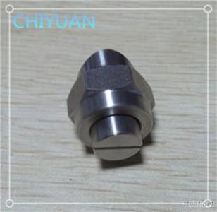 Dovetail Groove Combined Fan Nozzle